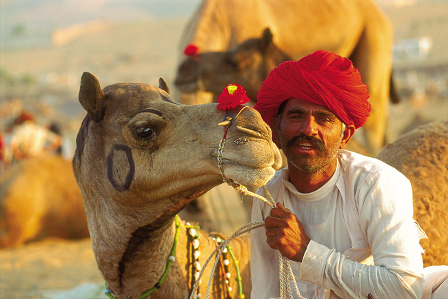 Faces of Exotic India (Courtesy A&S Signature Journeys).