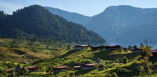 Views of Hacienda AltaGracia, an Auberge Resort.