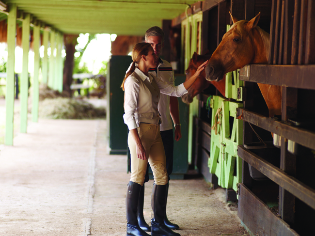 Casa de Campo in the DR offers horseback riding.