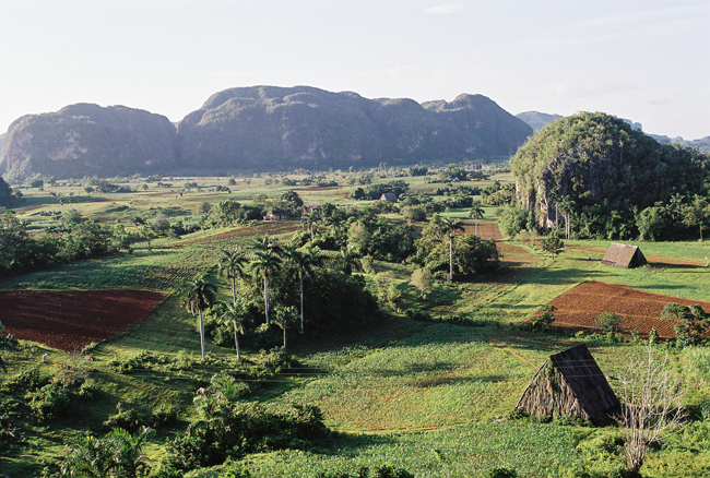 Pinar del Rio. (Photo courtesy of Cuba Travel Services.)