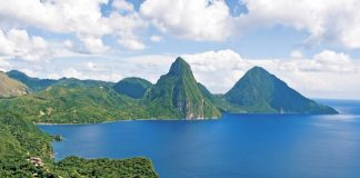 United Airlines launches new flight to Saint Lucia.