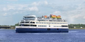 Haimark Line offers 9-night itineraries to Cuba.