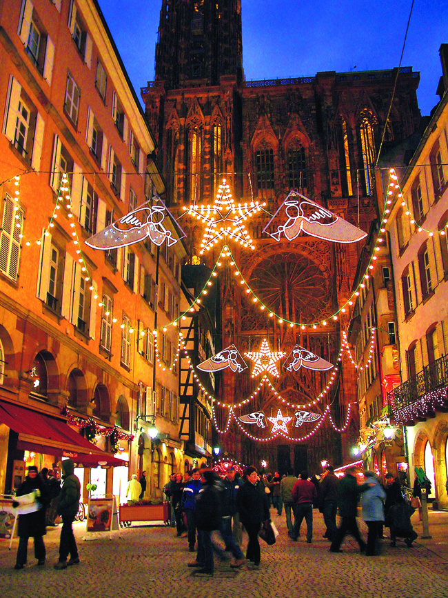 Avalon Waterways is offering seven Christmastime cruises in 2016.