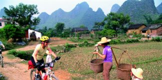Backroads explores China on two wheels.