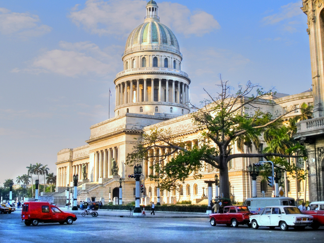 Cuba's capital of Havana. (Photo courtesy of Latour.)