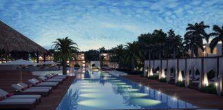 Club Med Resort.