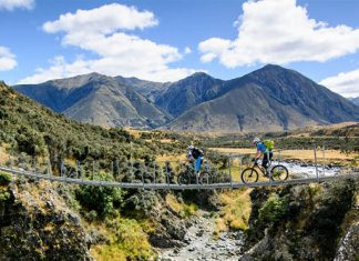 Guests ride 5,249-feet above sea on H+I Adventures' New Zealand itinerary.