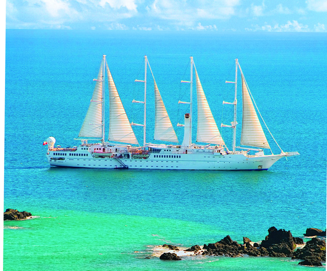 Windstar Cruises introduces all-Inclusive packages.