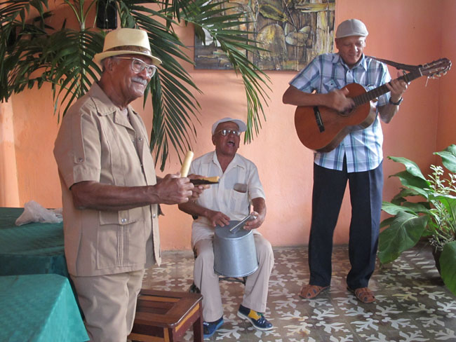 Abercrombie & Kent's new Cuba- Across the Island- People to People itinerarybrings guests face to face with Cuban locals.