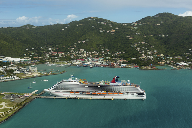 Carnival Cruise Lines' lower commission requirements allows agents to reach higher commission levels more quickly.