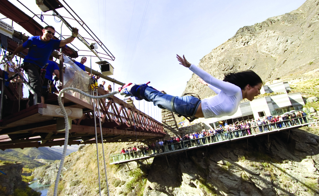 Down Under Endeavors' Family Vacation Adventure itinerary features daredevil activities in popular New Zealand destinations.
