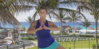 Fit in Paradise is a new exercise initiative developed by The Marriott Caribbean & Latin America Resorts and Sarah Fit.