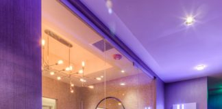 J House Hotel's new luxury spa features all-natural treatments and contemporary design elements.