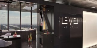 THE LEVEL suites at Melia Vienna offer guests sweeping views of the Danube River and the city of Vienna.