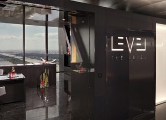 THE LEVELsuites atMelia Vienna offer guestssweeping views of the Danube River and the city of Vienna.