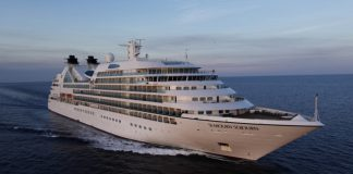 The Seabourn Sojourn will sail across Asia on multiple departures in Seabourn's late 2015 and early 2016 cruise season.