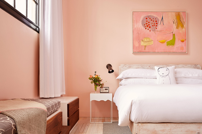 The new Quirk Hotel in Richmond, Virginia features modern design and art-centric amenities in a historic landmark.