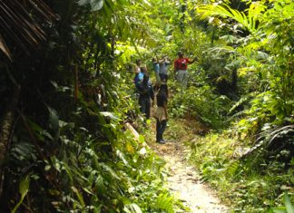 Trinidad and Tobago are working on a new initiative toestablish or improve both islands' trails.