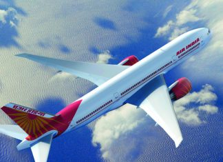 Air India's new nonstop service to New Delhi begins Dec. 2, 2015.
