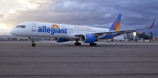 Allegiant Air is now offering a low-cost service from Rochester, New York to Fort Lauderdale twice a week.