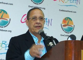 "At the Caribbean Tourism Organization's annual State of the Industry Conference (SOTIC), William ""Billy"" Griffith, CEO of Barbados Tourism Marketing Inc., forecasted continued growth in Barbados' tourism."