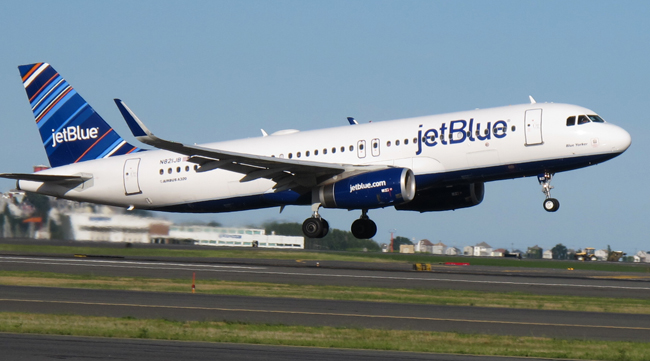 Earlier this month, JetBlue launched two new routes to Mexico City from Fort Lauderdale and Orlando.