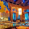 Emeril's Tchoup Chop restaurant blends Asian and Polynesian cuisine with master chef Emeril Lagasse's own creations