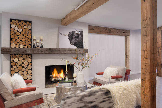 hotels with a fireplace in room. Lark Hotel s new Field Guide hotel in Salem  Massachusetts features 13 suites with modern rustic Hotels Expands Northeastern U S Recommend