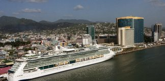 Trinidad & Tobago is expecting to receive more than 30,000 visitors during the 2015/2016 cruise ship season, which kicks off next month.