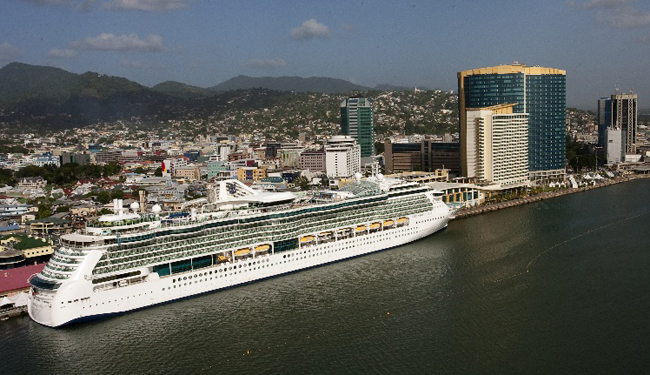 Trinidad & Tobagoisexpecting to receivemore than 30,000 visitors during the 2015/2016 cruise ship season, which kicks off next month.