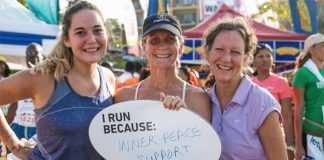The MoBay City Run is a charitable event that draws both locals and visitors.