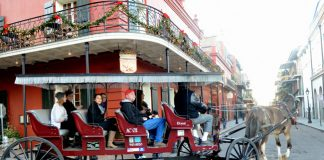 The New Orleans Convention & Visitors Bureau (NOCVB) Christmas New Orleans Style FAM trip (Dec. 7 to Dec. 29, 2015) features hotel rates starting at $49 per night.