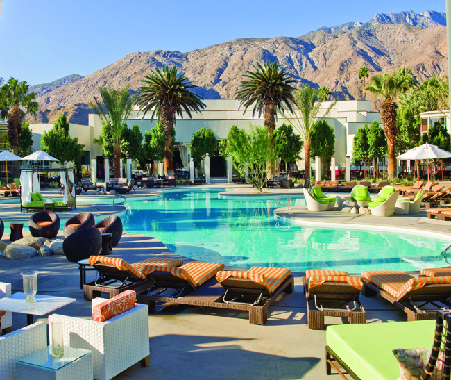 The Riviera Palm Springs hotel in California is the newest addition to Starwood Hotels & Resorts Tribute Portfolio.