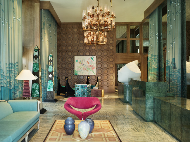 Viceroy Miami's Linger Longer special allows guests to earn afree night whenbooking two consecutive night stays, or three complimentary nights when booking six consecutive nights.