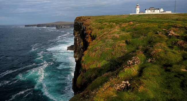 Ireland's Wild Atlantic Way is sprinkled with dozens of hidden gems along the route's 1,553-mile-long path.