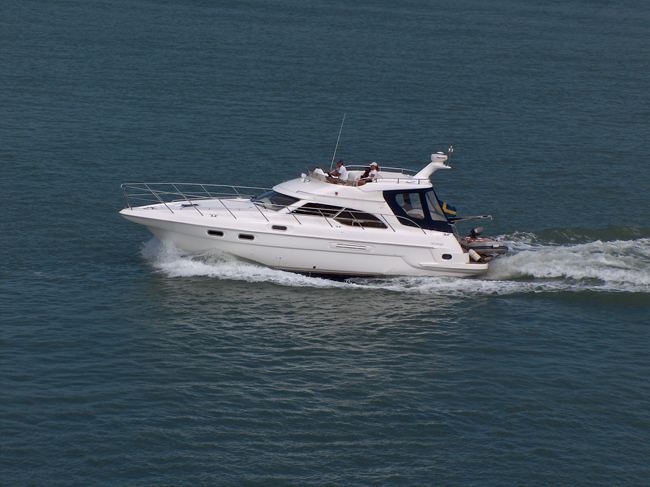 A private sunset cruise on a yacht is also included in the package.