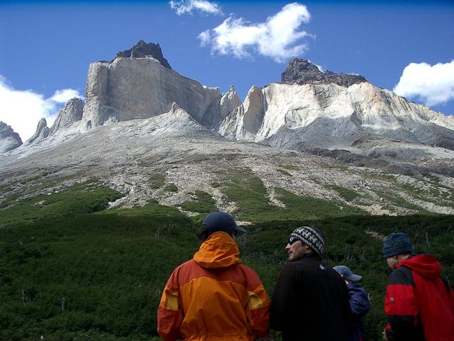 EcoCamp Patagonia.