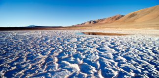 A highlight of Say Hueque's new Salta: Adventure Tolar Grande is visits to the large salt flats in Salta, Argentina.