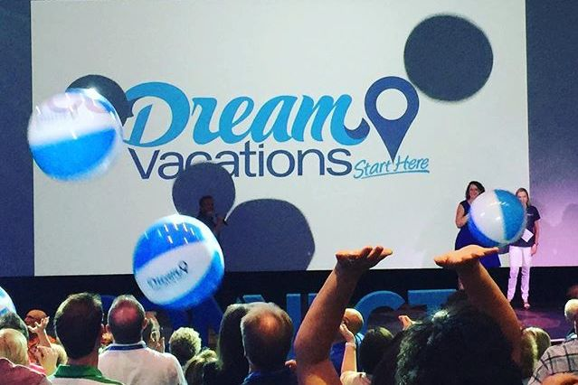 News of the launch of CruiseOne's new brand Dream Vacations broke at the CruiseOne/Cruises Inc. National Conference aboard the Norwegian Escape yesterday.