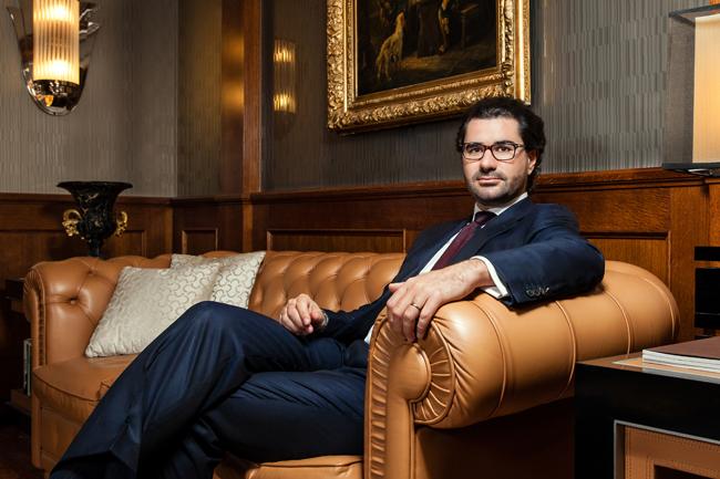 Guido Polito, CEO of Baglioni Hotels.