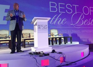 Jeff Clarke, president & CEO, Travel Impressions.