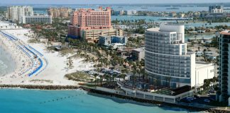 Opal Sands Resort is scheduled to open Clearwater Beach early next year.