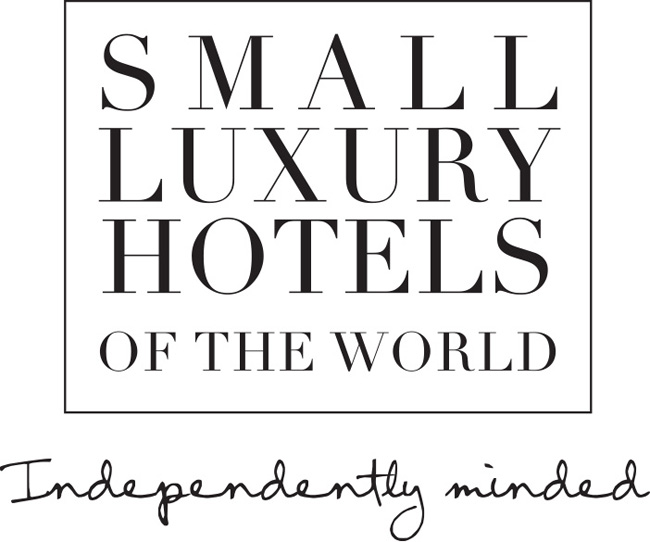 Small Luxury Hotels of the World's new logo.