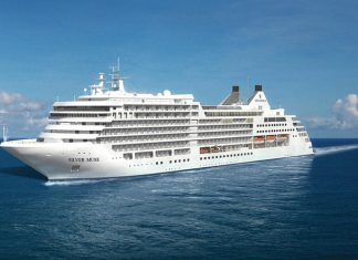 Reservations forSilversea Cruises'newSilver Muse vessel opened this Monday.