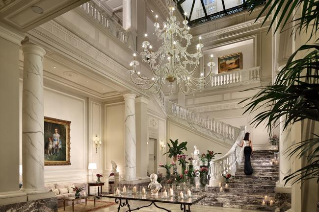 The Palazzo Parigi Hotel & Grand Spa Milano in Milan.