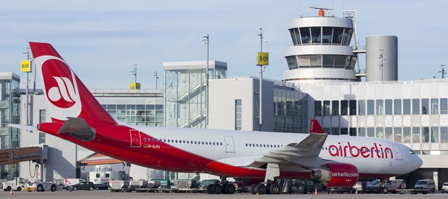 Airberlin's weekly non-stop flights from Boston, Dallas/Fort Worth and San Francisco begin next summer.
