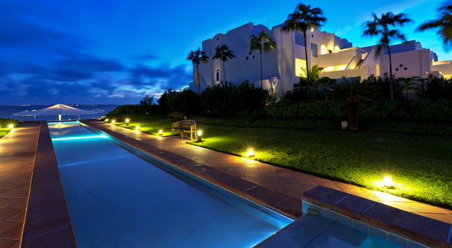 The pool atCuisinArt Golf Resort & Spa in Anguilla.