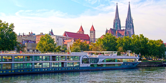 Avalon Waterways' Avalon Passion and Avalon Imagery II will make their maiden voyages in Europe in 2016.