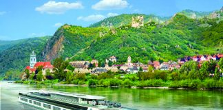 Crystal River Cruises sails its first voyage this July.