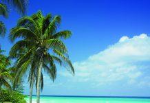 Cuba's pristine Varadero Beach.